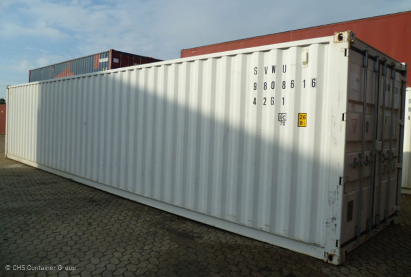 standardcontainer chs container. Black Bedroom Furniture Sets. Home Design Ideas