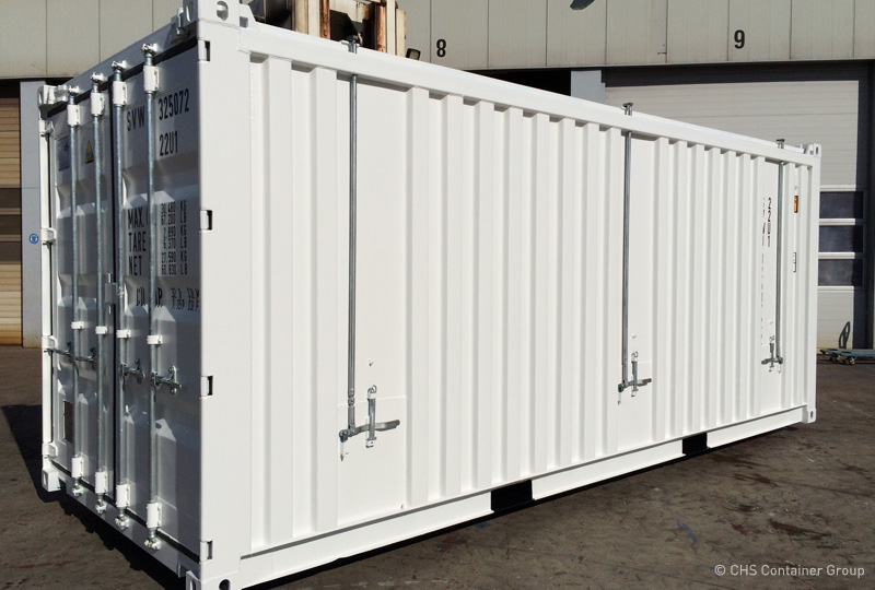 Open-Top  Hard-Top Containers  Chs-Container-6573