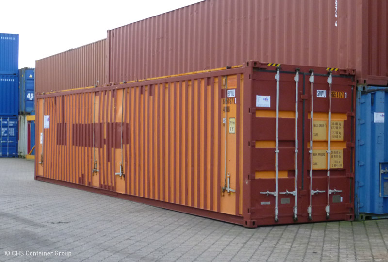 Open-Top  Hard-Top Containers  Chs-Container-3019