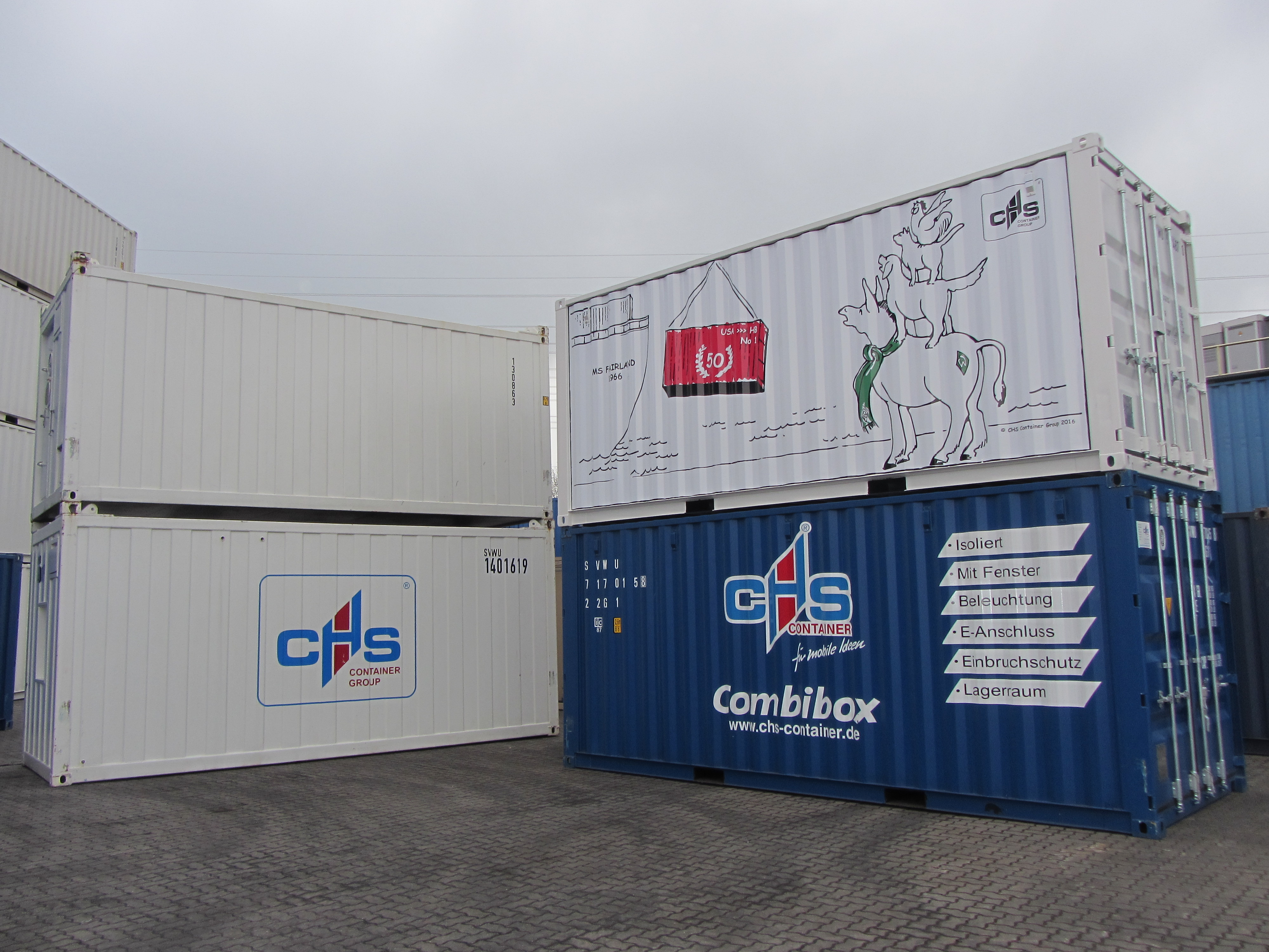 News | CHS-Container